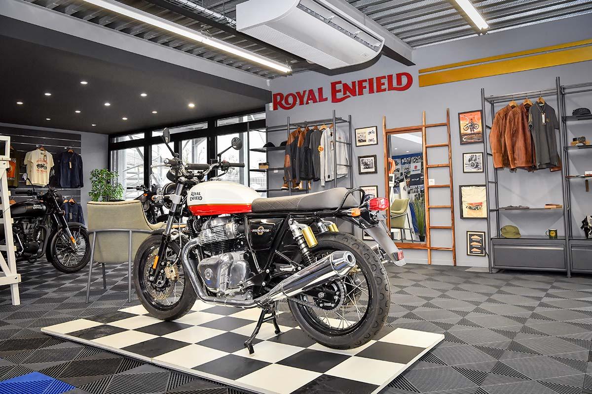 Royal Enfield - Moto