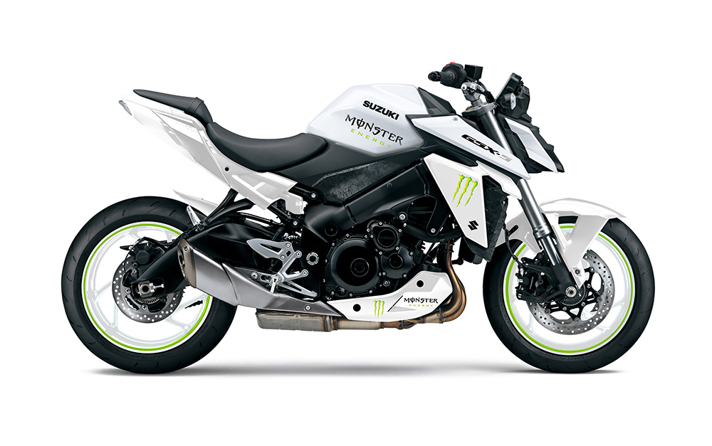 GSXS 950 Monster Edition